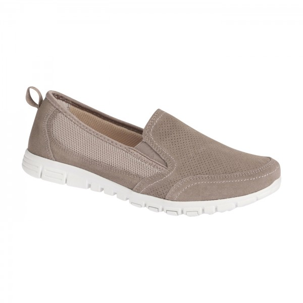 SLIPPER | VS-COMFORT - 1-7998 TAUPE