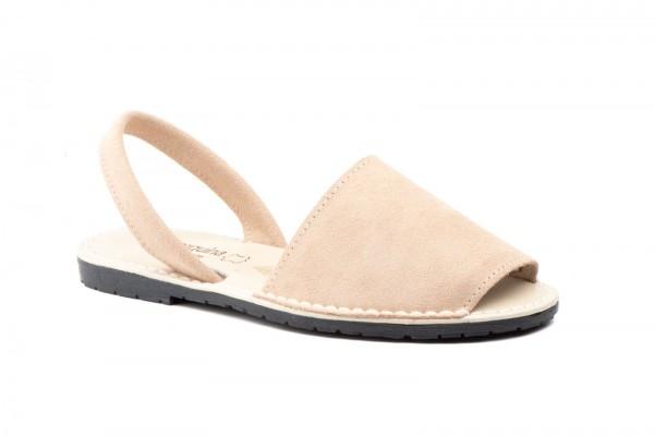 Sandale Avarca Menorquina | Nubuk Puder